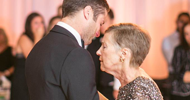 Mom Battling Cancer Dies Just 72 Hours After Sharing One Last Dance With Her Son
